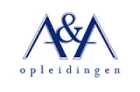 A&A opleidingen logo